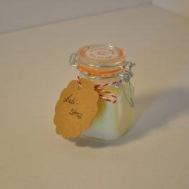 Bougie Bio anti-stress, fragrances 100% françaises