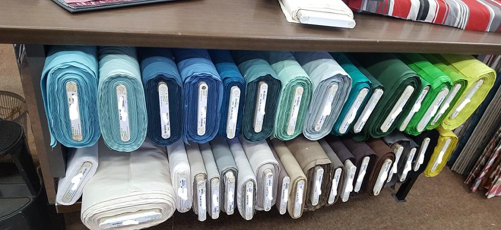 Tissu-couleur