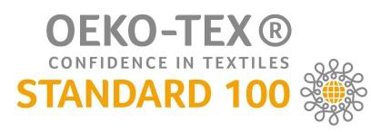 Étiquette oeko-tex