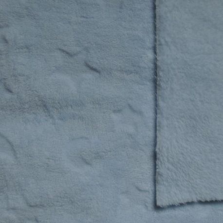 Tissu-babay-polaire-bleu