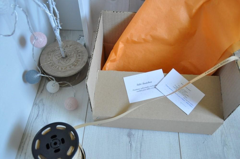 Emballage soignés chez bébé boutchou