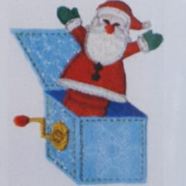 Broderies de Noël à broder