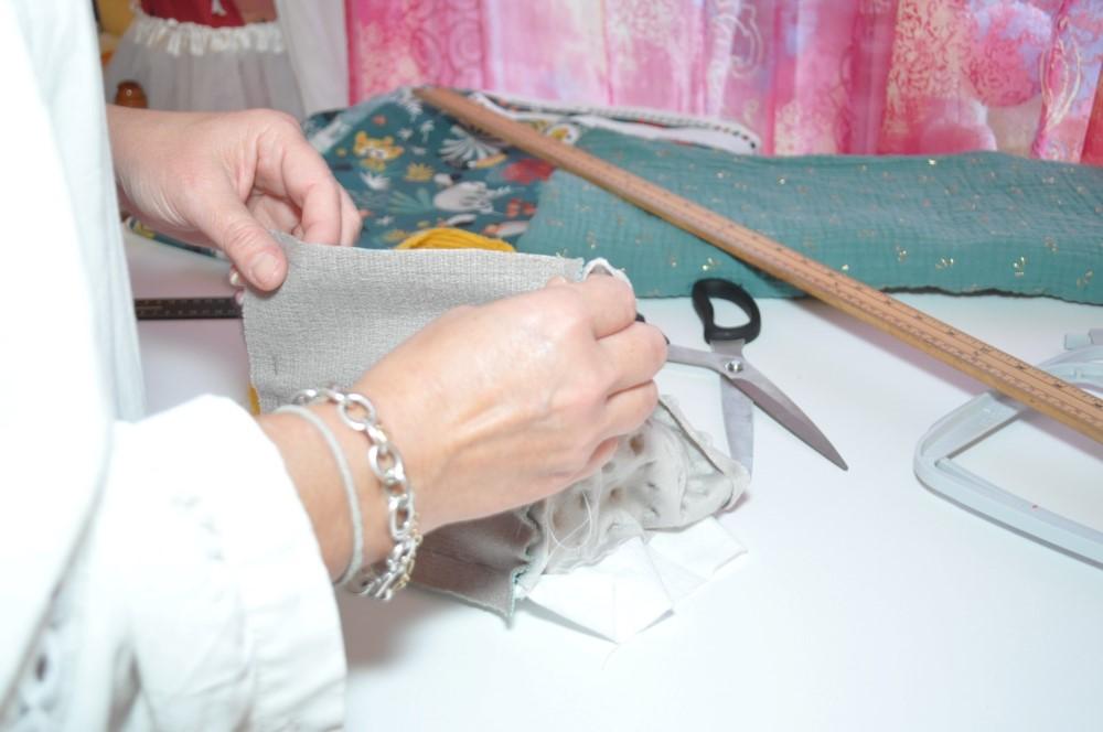 @bebe-boutchou artisan couturière